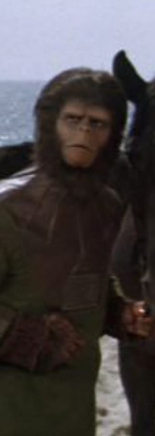 Movie still from Planet of the Apes (1968) presented by TCM