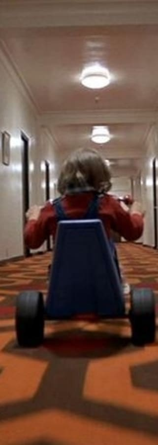 Movie still from The Shining (1980) presented by TCM