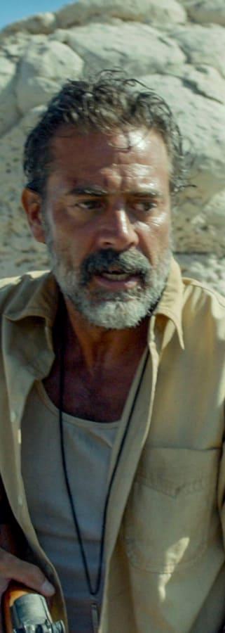 Movie still from Desierto