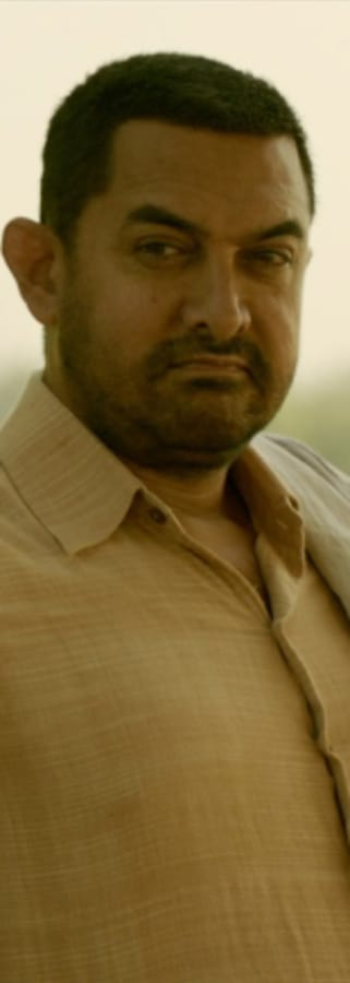 Movie still from Dangal