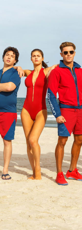 Movie still from Baywatch