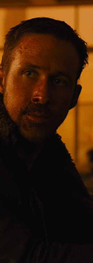 Movie still from Blade Runner 2049