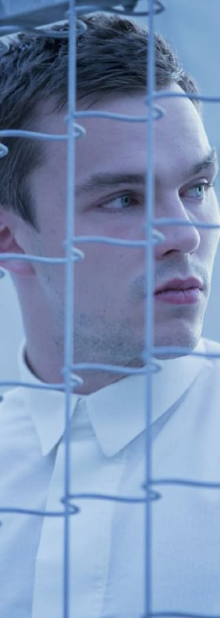 Movie still from Equals
