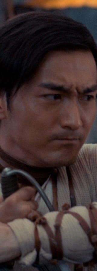 Movie still from The Final Master