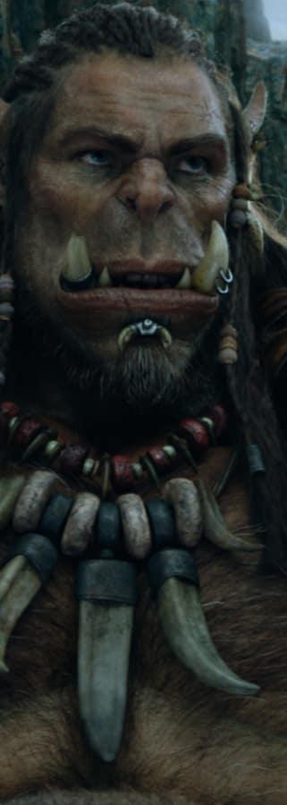 Movie still from Warcraft Fan First Event