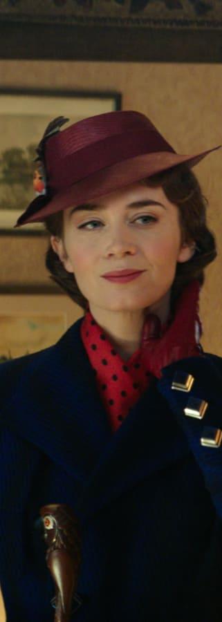 Movie still from Mary Poppins Returns