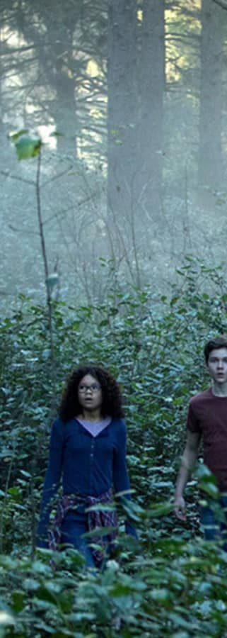 Movie still from A Wrinkle In Time