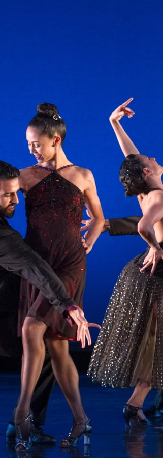 Movie still from Lincoln Center: Ballet Hispanico feat. Carmen