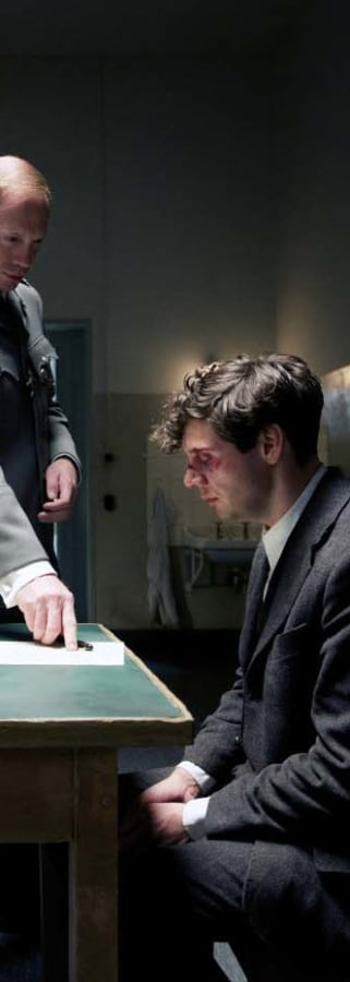 Movie still from 13 Minutes