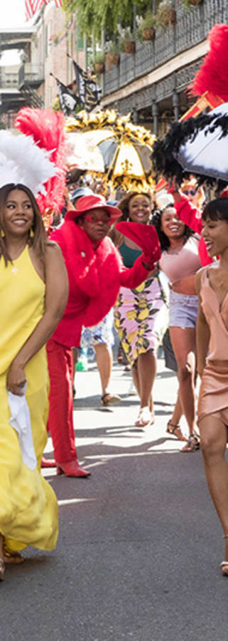 Movie still from Girls Trip