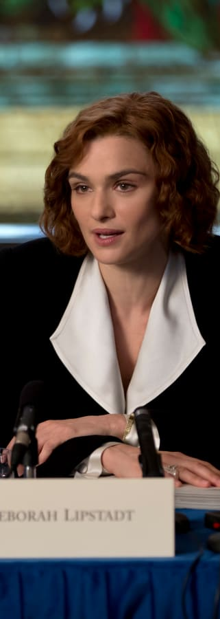 Movie still from Denial