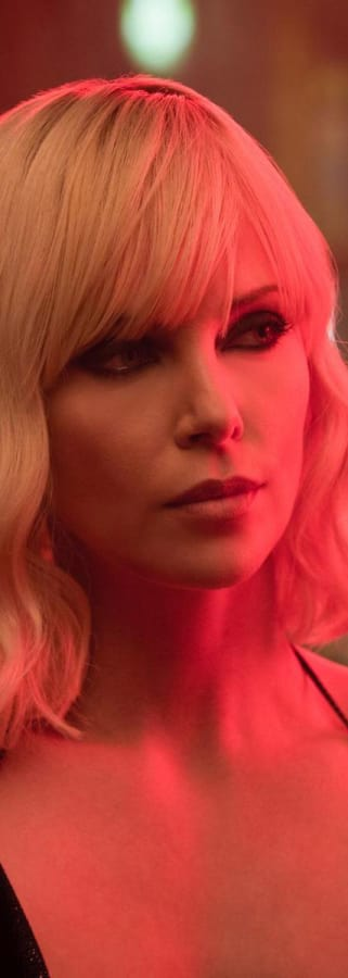 Movie still from Atomic Blonde