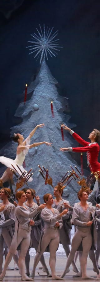 Movie still from Bolshoi Ballet: The Nutcracker (2016)