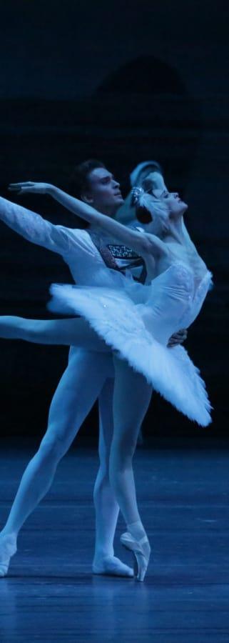 Movie still from Bolshoi Ballet: Swan Lake (2017)