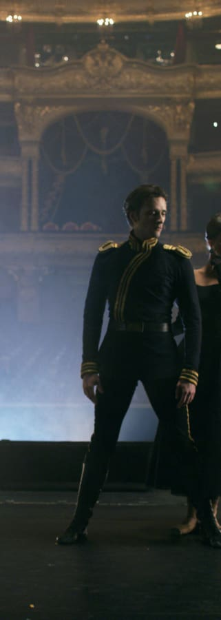 Movie still from Bolshoi Ballet: A Hero of our Time (2017)