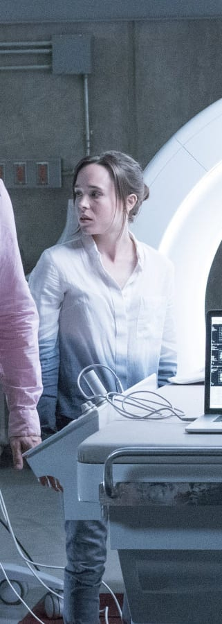 Movie still from Flatliners