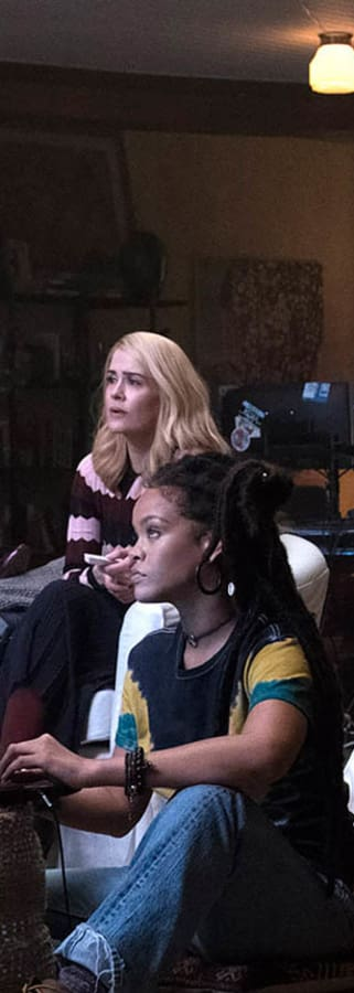 Movie still from Ocean's 8