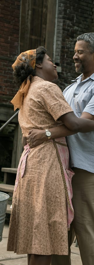 Movie still from Fences