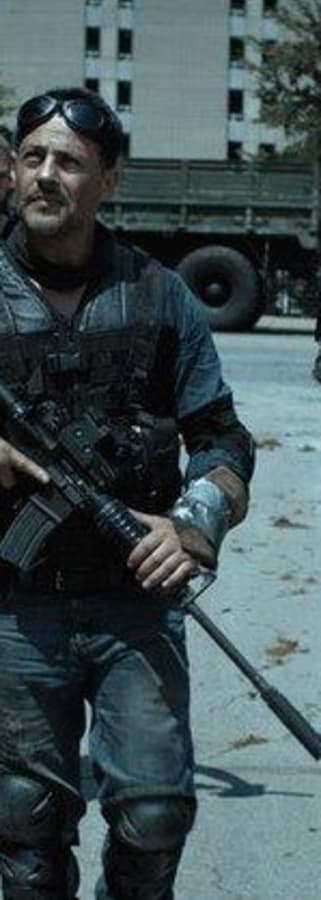 Movie still from Daylight's End