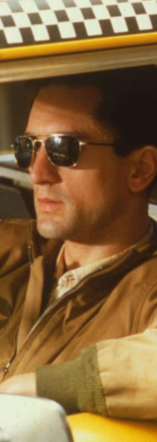 Movie still from Taxi Driver 40th Anniversary