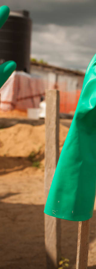 Movie still from Samaritan's Purse pres. Facing Darkness