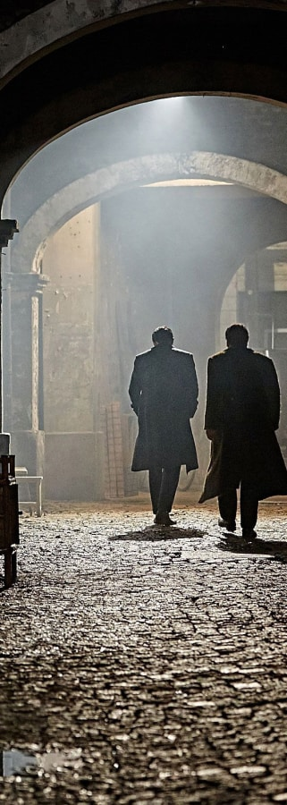 Movie still from The Age Of Shadows