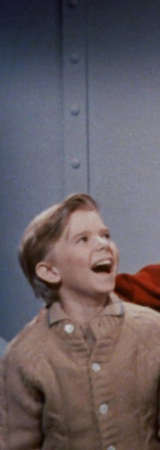 Movie still from RiffTrax Holiday Special Double Feature