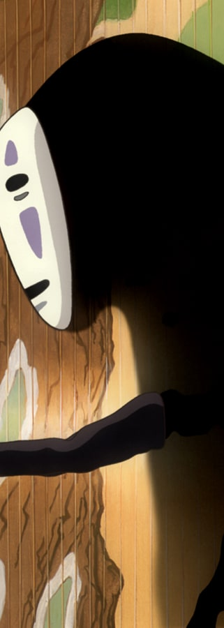 Movie still from Spirited Away: 15th Anniversary