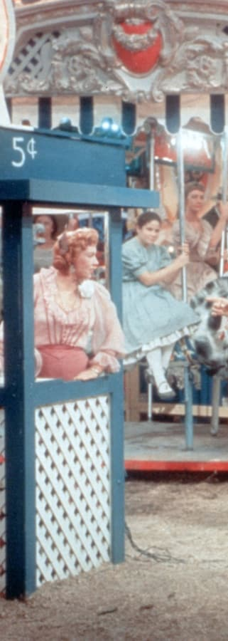 Movie still from Carousel 60th Anniversary