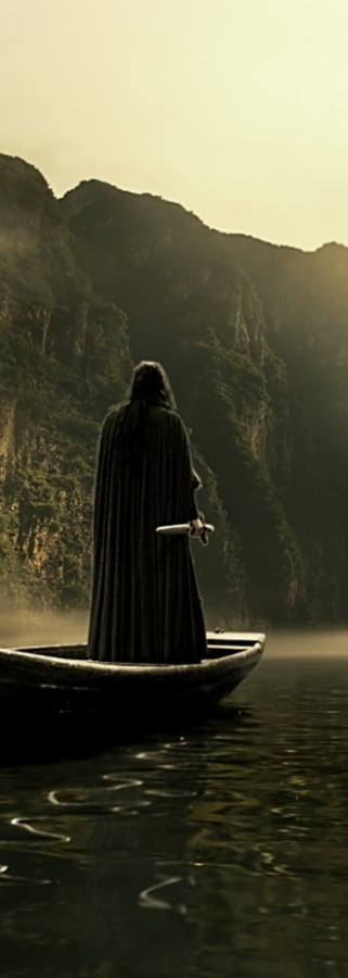 Movie still from Sword Master