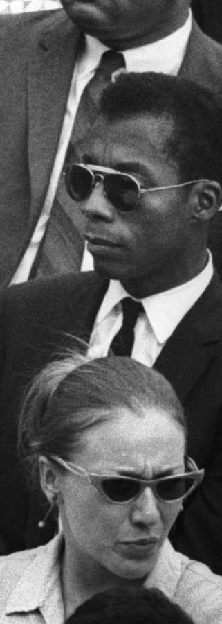 Movie still from I Am Not Your Negro