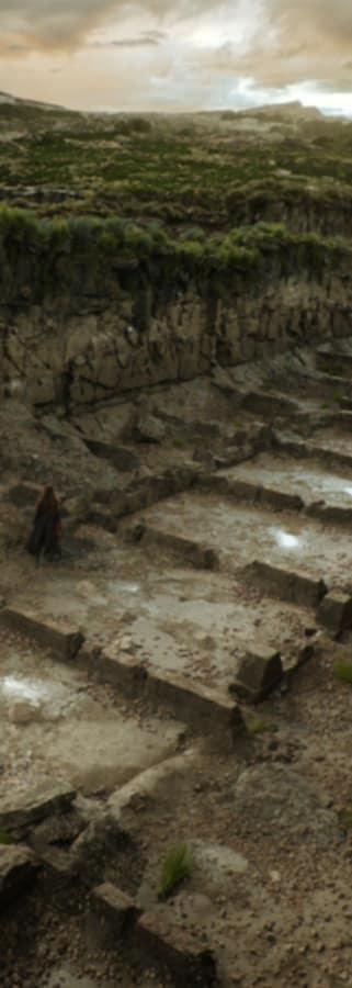 Movie still from Mortal Engines