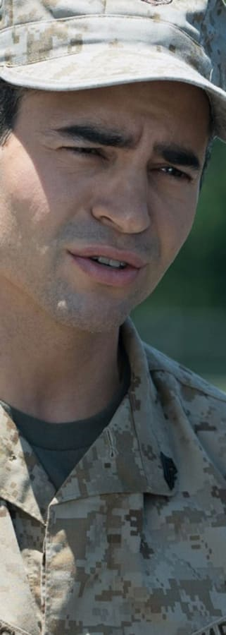 Movie still from Megan Leavey