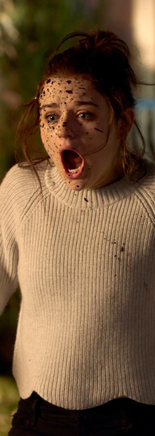 Movie still from Wish Upon