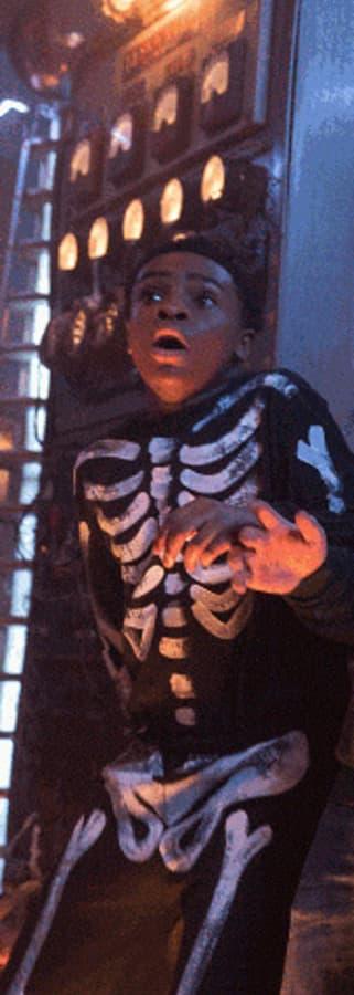 Movie still from Goosebumps 2: Haunted Halloween