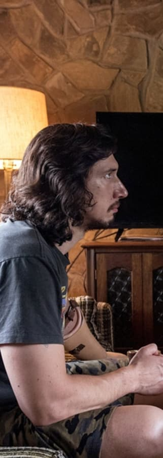 Movie still from Logan Lucky