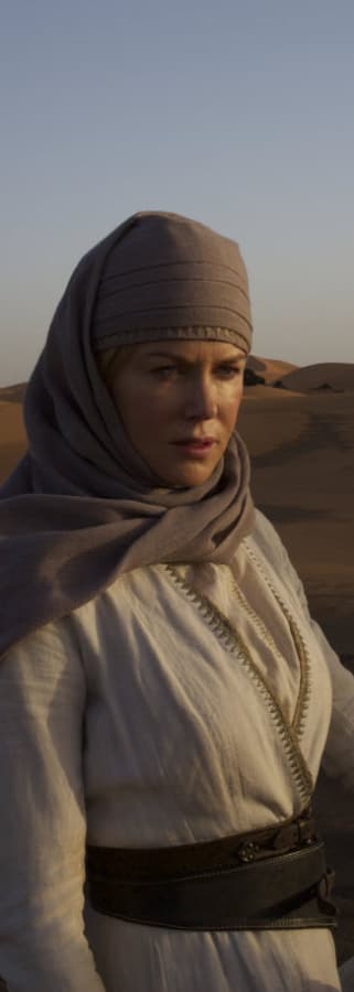 Movie still from Queen Of The Desert