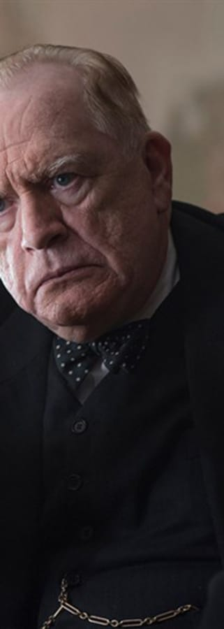 Movie still from Churchill