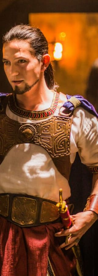 Movie still from Samson