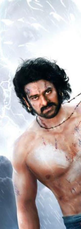 Movie still from Baahubali 2: The Conclusion