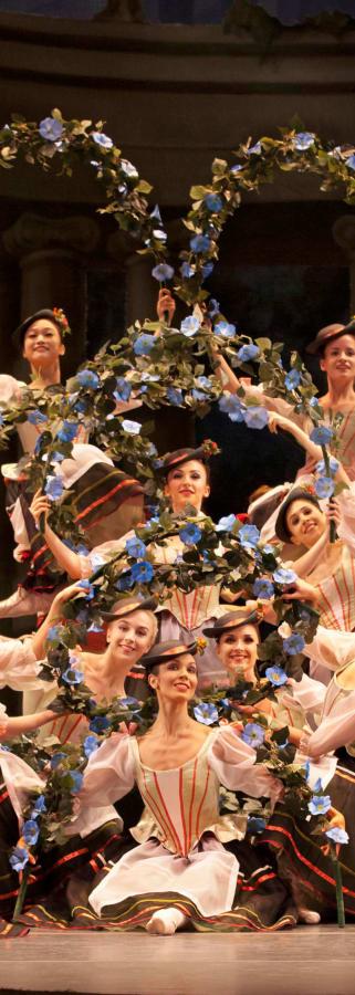 Movie still from Royal Opera House: Sleeping Beauty