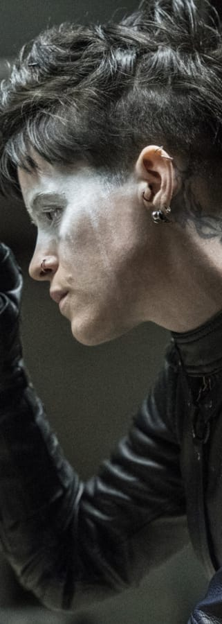 Movie still from The Girl In The Spider's Web