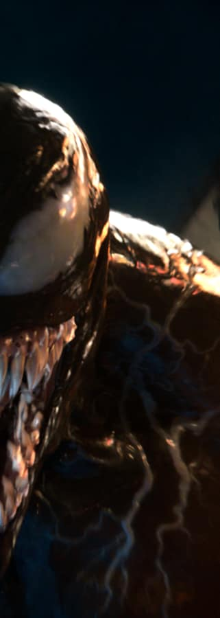 Movie still from Venom