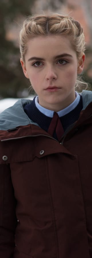 Movie still from The Blackcoat's Daughter