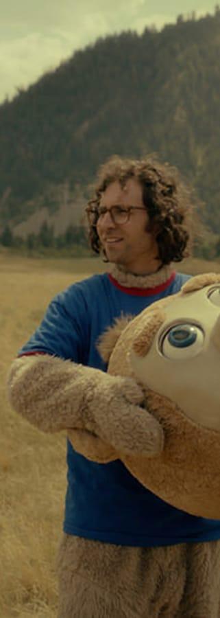 Movie still from Brigsby Bear