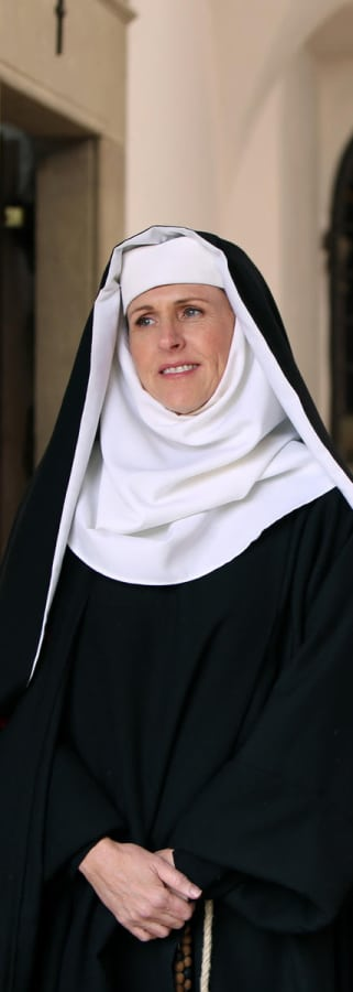 Movie still from The Little Hours