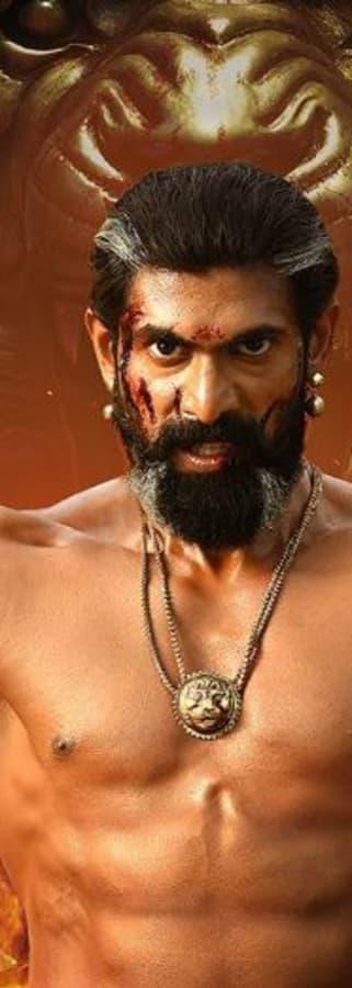 Movie still from Baahubali 2 (Telugu)