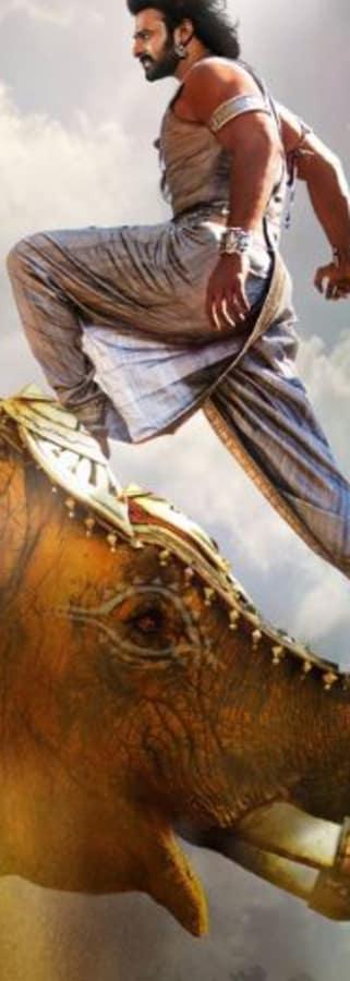 Movie still from Baahubali 2 (Malayalam)