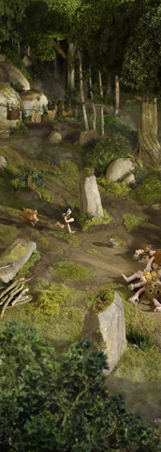 Movie still from Early Man