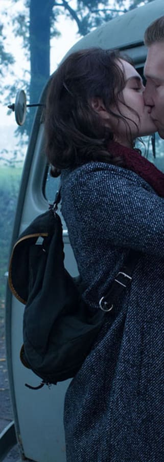 Movie still from The Exception